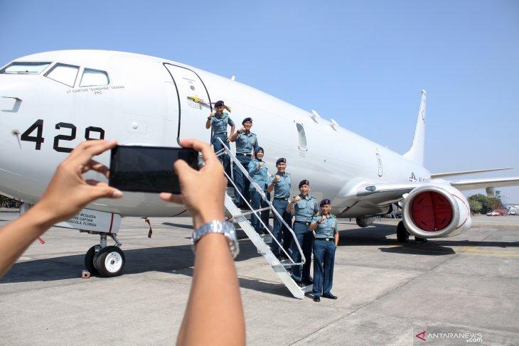 Pesawat P-8 Poseidon US NAVY