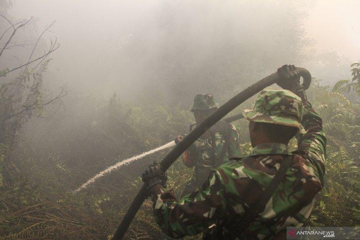 700 Pekanbaru inhabitants suffer from respiratory illness due to haze