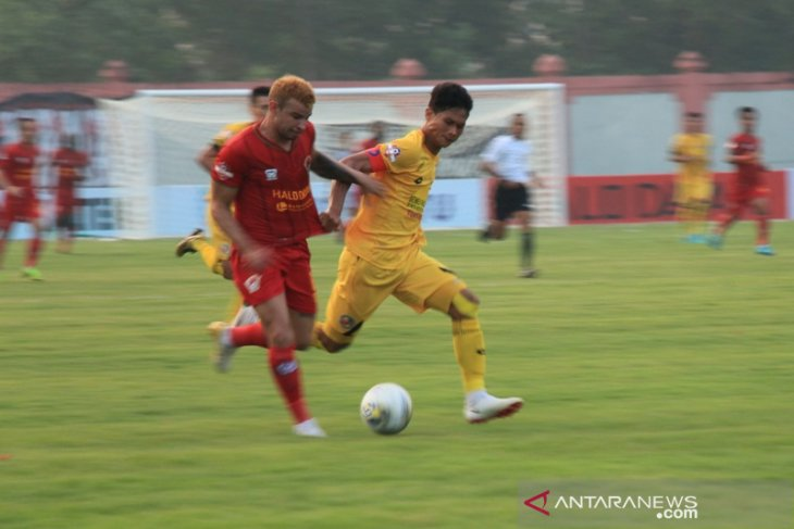 Kalteng Putra Tumbangkan Semen Padang FC