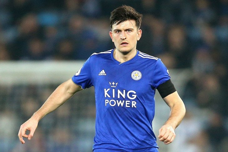 MU dan Leicester sepakati harga Harry Maguire