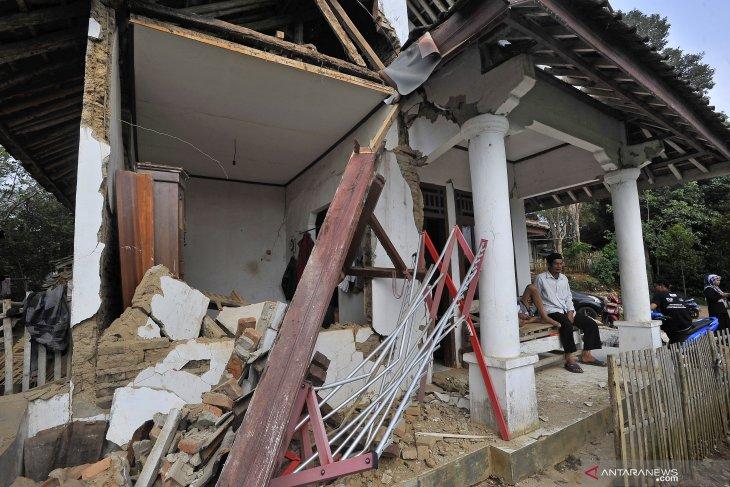 Gempa magnitudo 9.0 di Selatan Jawa 400 tahun lalu bisa berulang