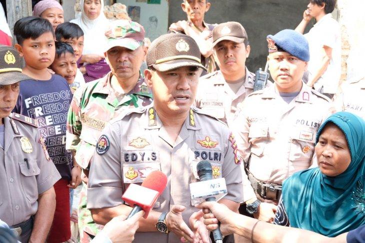 Polda Banten catat 139 rumah rusak akibat gempa 6,9