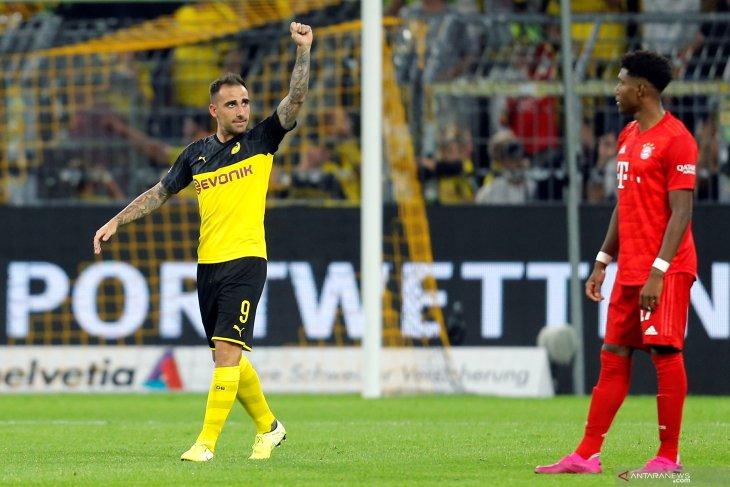 Kalahkan Bayern 2-0, Dortmund juarai Piala Super Jerman