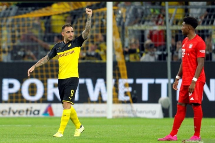 Dortmund juarai Piala Super Jerman usai kalahkan Bayern Munich 2-0