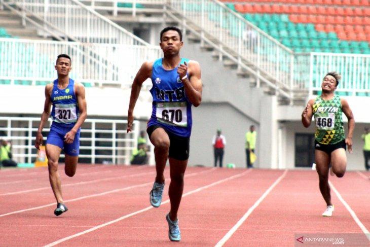 Zohri akan jajal lintasan atletik Olimpiade Tokyo