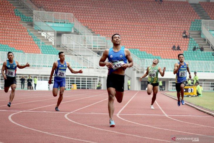 Pelari Zohri ke China sebagai persiapan jelang Olimpiade 2020