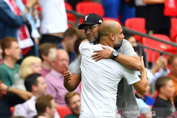 Guardiola: Persaingan juara Liga Inggris musim ini tidak hanya Liverpool