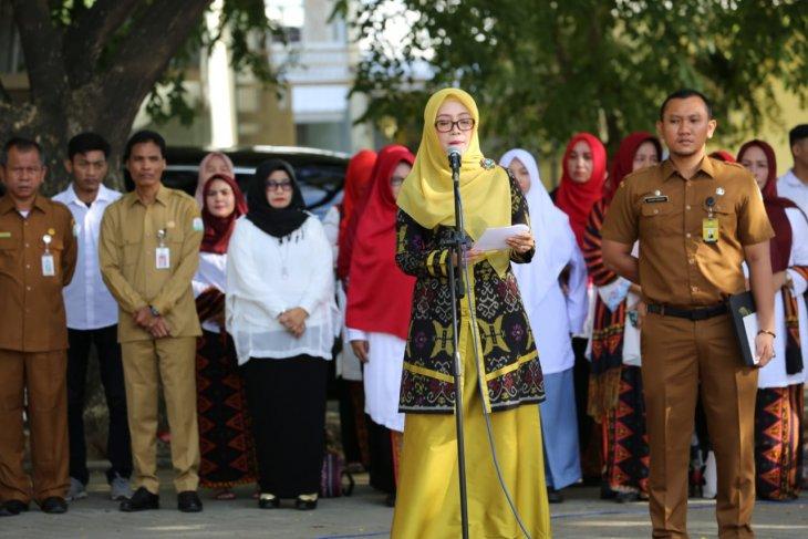 PKK Aceh minta siswa SMK sungguh-sungguh pelajari bidang  keahlian