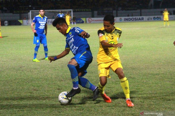 Borneo FC ditekuk Persib 0-1