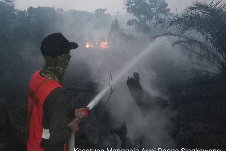 Singkawang harap bantuan helikopter water bombing atasi karhutla
