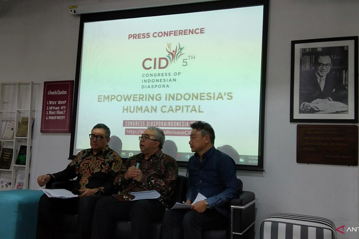 Fifth Indonesian Diaspora Congress to be held for three days