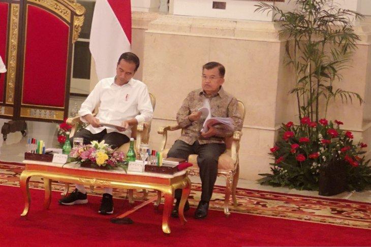 Draft state budget should mirror national economic strength: Jokowi