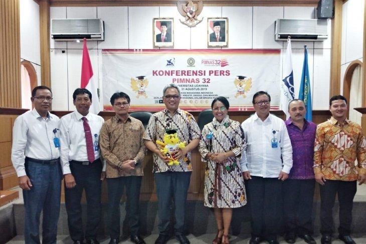 1.614 ilmuwan muda ikuti Pimnas 2019 di Unud