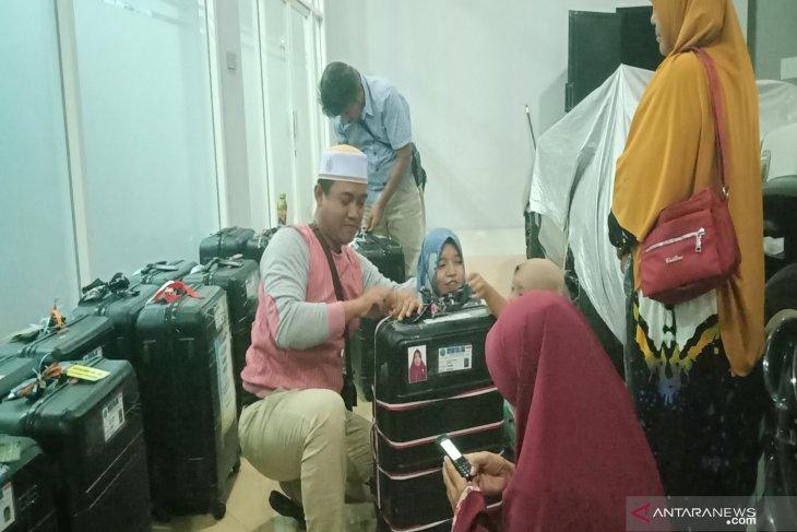 calon Jamaah haji sebuah travel akhirnya bisa berhaji