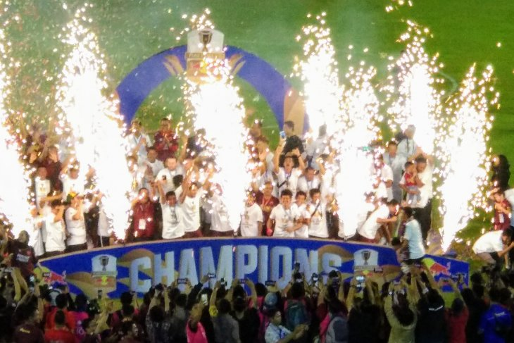 PSM juara Piala Indonesia