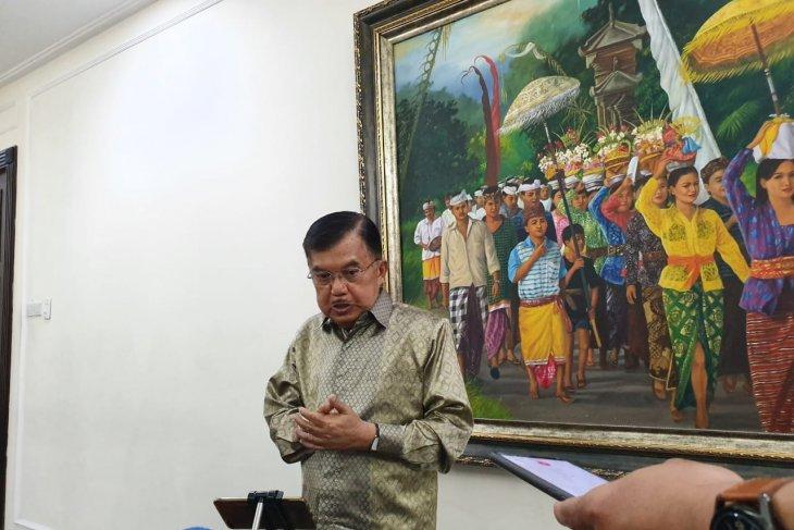 Tanggapi Ijtima Ulama, Jusuf Kalla: jangan alergi dengan kata