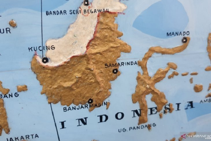 Jokowi announces Kalimantan to host Indonesia's new capital city