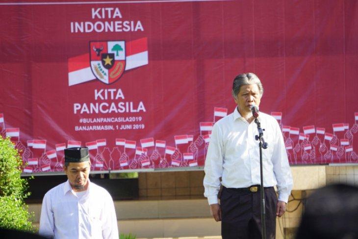 LLDIKTI XI teguhkan Pancasila sebagai dasar berbangsa dan bernegara