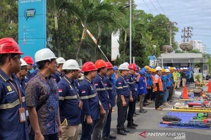 PLN Sulut-Gorontalo tingkatkan kesiapan pasokan listrik jelang HUT RI