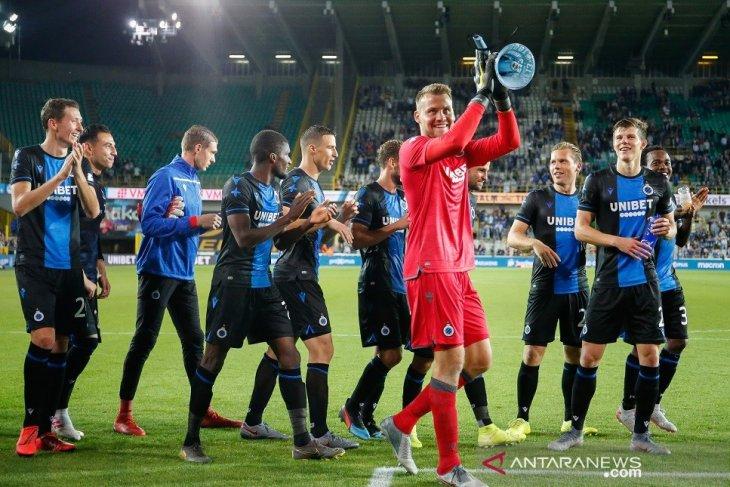 Liga Belgia 2019/20 diputuskan berhenti, Club Brugge dinobatkan juara