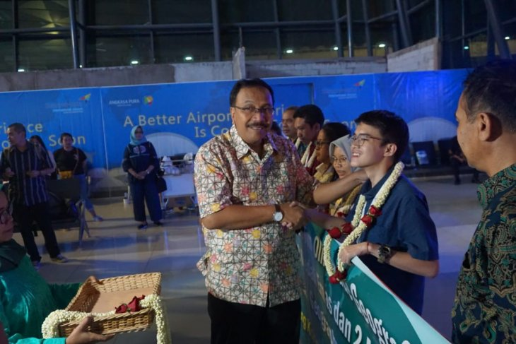 Indonesia emerges as overall champion of Geographic Olympiad
