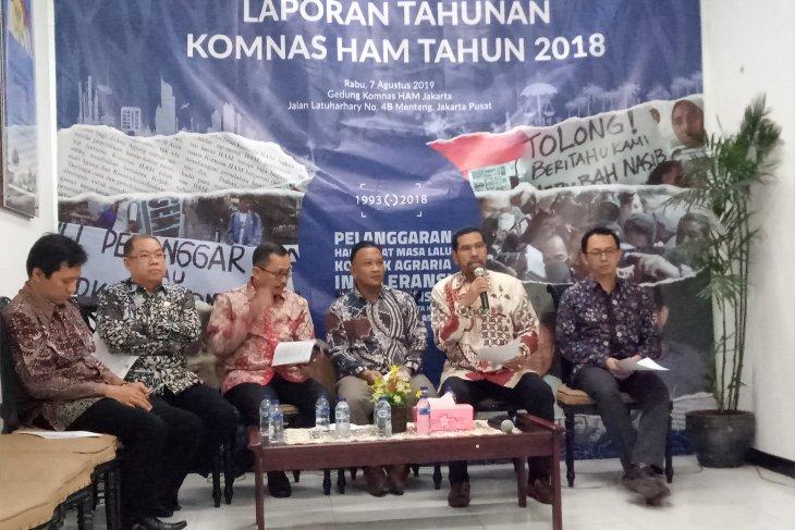 Komnas HAM optimistic of Jokowi solving past human rights cases