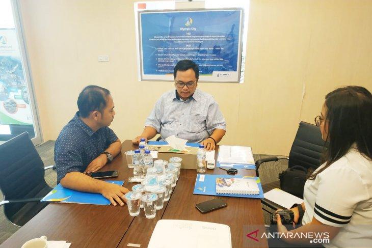 Pusat bisnis Kota Bogor berjalan empat bulan lebih cepat