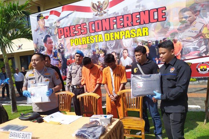 Residivis curanmor ditangkap Polresta Denpasar
