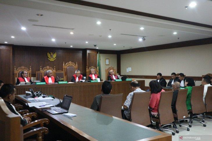 Pengadilan Medan adili 14 bekas anggota DPRD Sumatera Utara