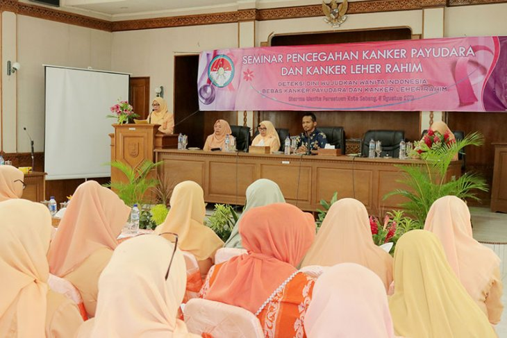 Dharma Wanita Kota Sabang ingatkan bahaya pornografi dan LGBT