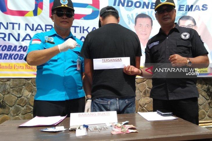 BNN tangkap mahasiswa pengedar narkotika