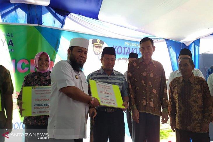 24 kelurahan kumuh di Kota Bengkulu selesai ditata tahun 2019
