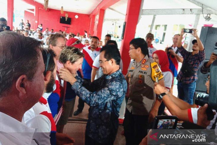 Wawali Ambon sambut peserta SIDAYR 2019