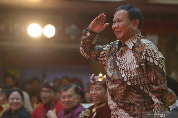 Prabowo urges parties to help president convince Papuans