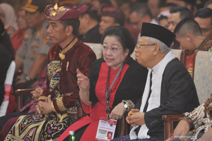Megawati's request for more cabinet posts is understandable: PKB