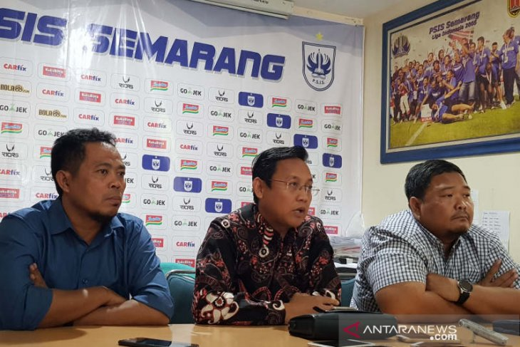 PSIS Semarang pecat pelatih Jafri Sastra