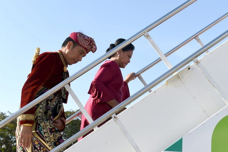 Presiden Joko Widodo akan temui Mahathir bahas perbatasan hingga kelapa sawit