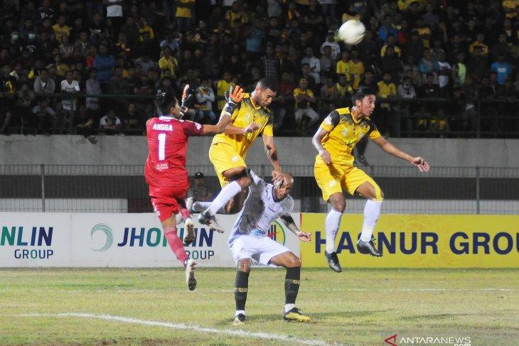 Barito Putera fails to defeat PS Tira-Persikabo