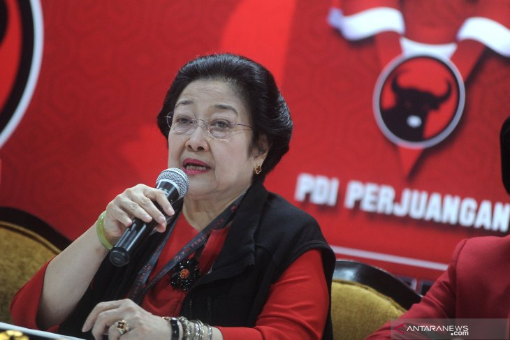 Seloroh Megawati cairkan komunikasi antarparpol