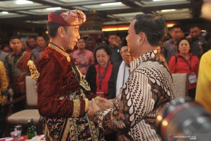 Gerindra rebukes claim of Prabowo proposing concepts to Jokowi camp