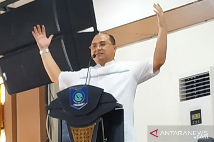 Pemprov Babel salurkan 2.500 juta bibit singkong