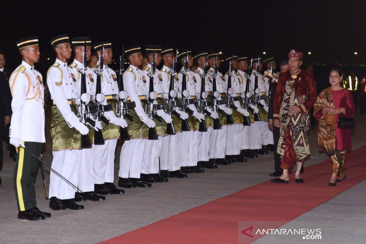 Jokowi, Mahathir to hold bilateral meetings at Perdana Putra building