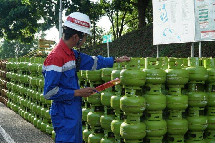 Pertamina bentuk Satuan Tugas awasi distribusi elpiji subsidi di Kalimantan