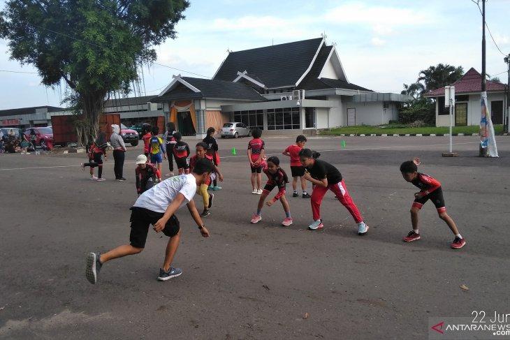 12 atlet sepatu roda Jambi akan berlaga di Kejurnas 2019