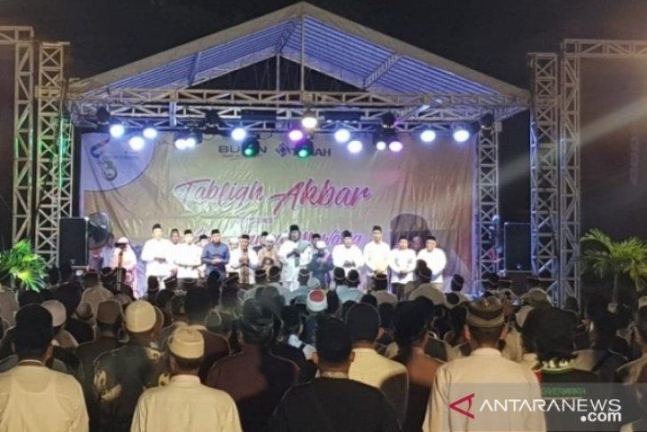 Peringati HUT Ke-43, PT Timah gelar Tabligh Akbar Belitung