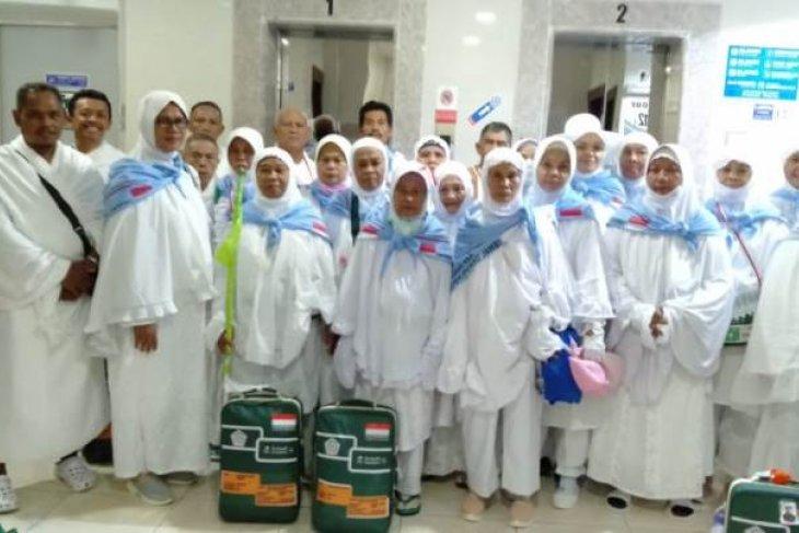 Kementerian Agama Muarojambi pantau aktivitas jamaah saat wukuf