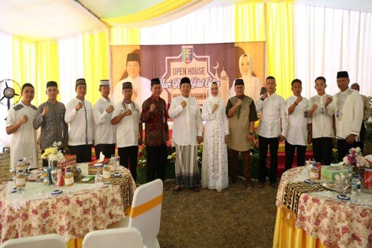Gubernur Lampung Arinal Djunaidi Gelar Open House Idul Adha