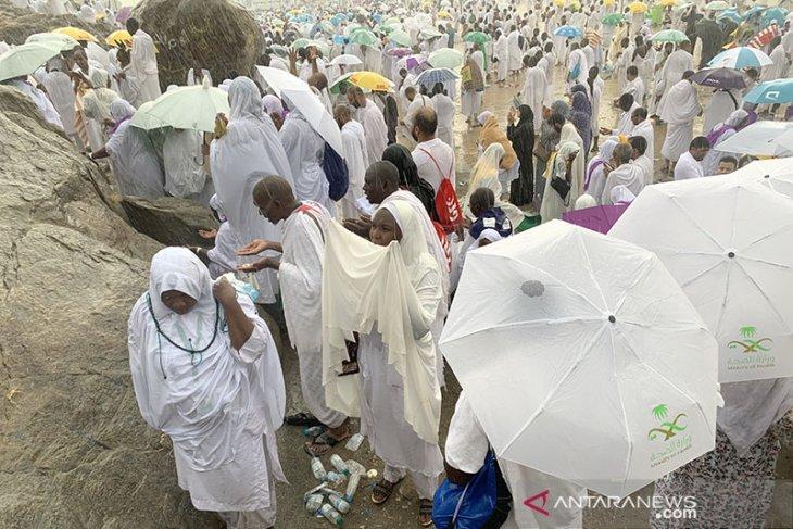 Udi Wahyudin, calon haji asal Lebak meninggal di Mekkah