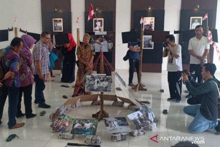Komunitas taman potret Kota Tangerang gelar pameran foto