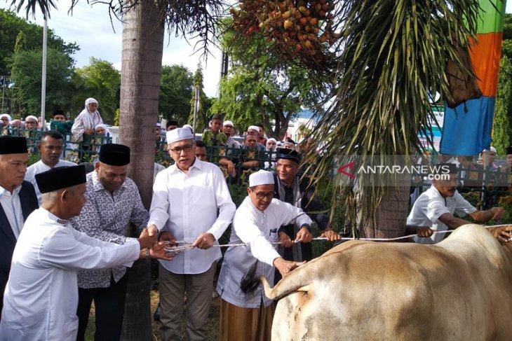 Plt Gubernur Aceh ajak masyarakat maknai hikmah  kurban